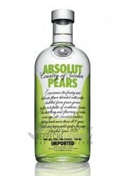 Absolut Pears 40% 0,7L