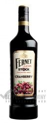 Fernet stock Cranberry 27% 1L