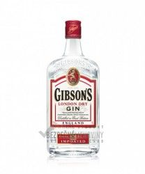 Gin Gibson 37,5% 0,7L