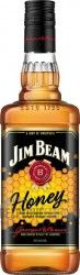 Wh.Jim Beam Honey 35% 1L