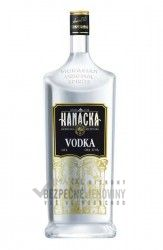 Hanácka vodka  37,5% 1L/8ks