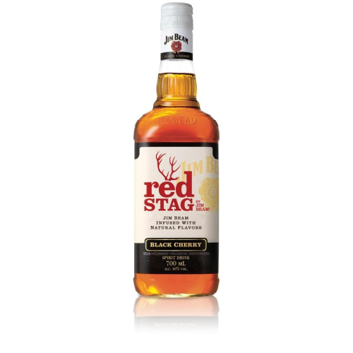 Wh.Jim Beam Red Stag 40% 1L